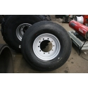 46x17.0R20 on 10 hole Wheel ET 0