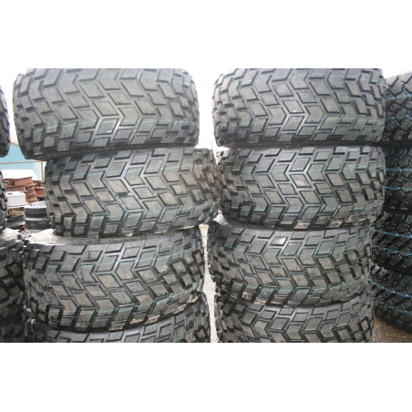 24R21 Michelin XS bandag retread tire