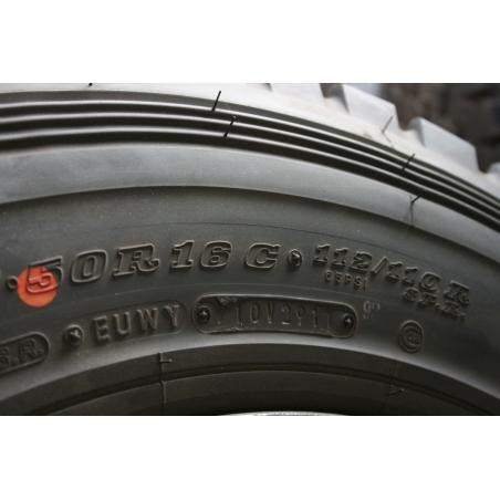7.50R16C Dunlop SP Qualifier