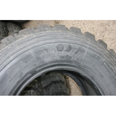 335/80R20 Michelin XZL new
