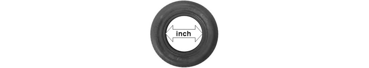 thru 13 inch