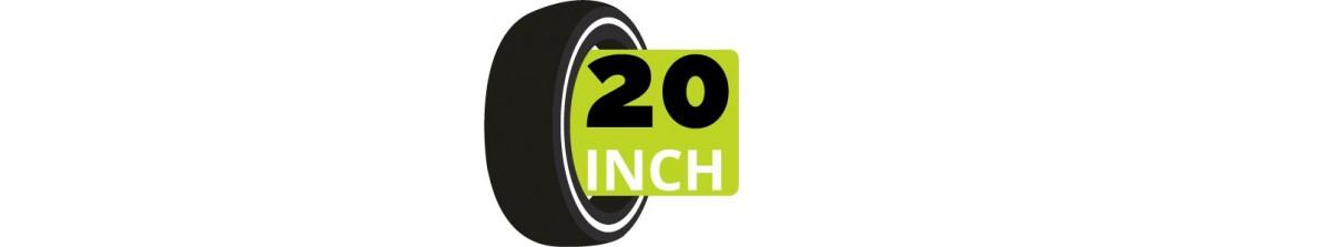 Tyre wheel size 20 inch