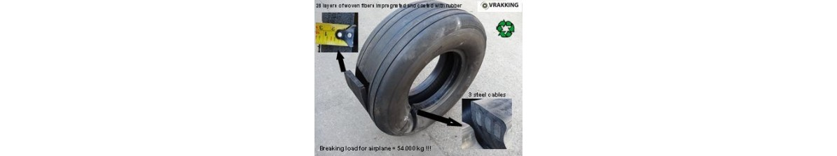 Boatfender Aircraft tires